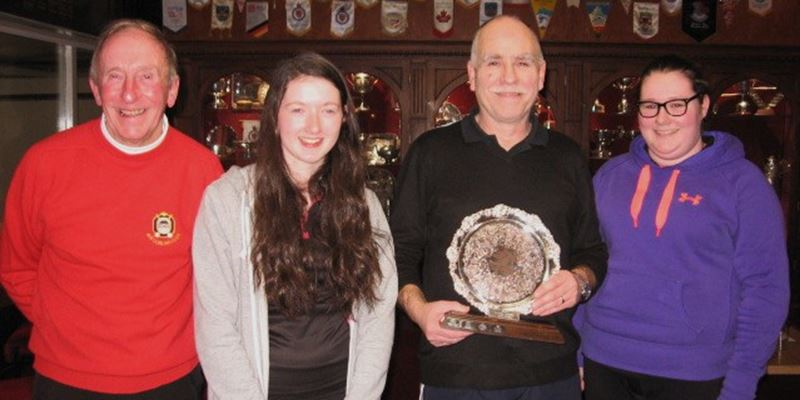 McGill and Smith Salver Bonspiel Results