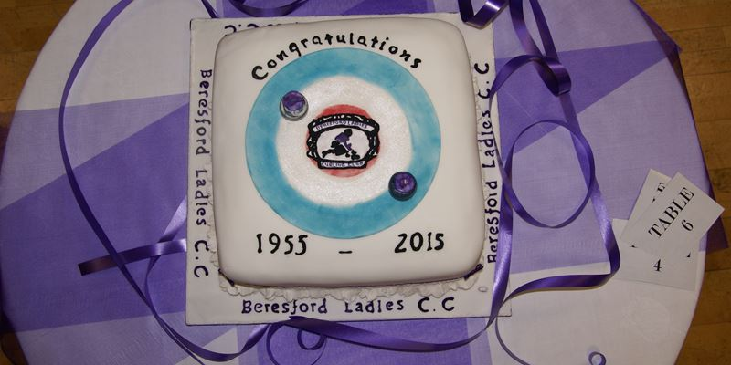 Beresford Ladies 60th Anniversary