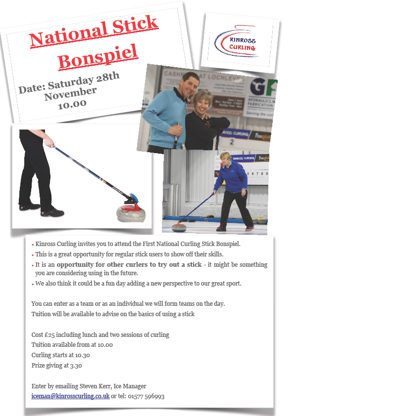 Stick Bonspiel
