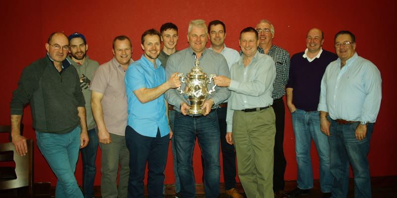 Ayr Wins Maxwell Trophy