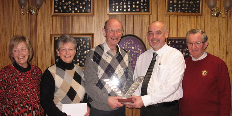 Ayrshire Curlers Mixed Seniors
