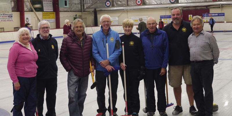 Opening Day Bonspiel