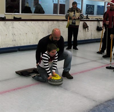 Charity Bonspiel 17 1