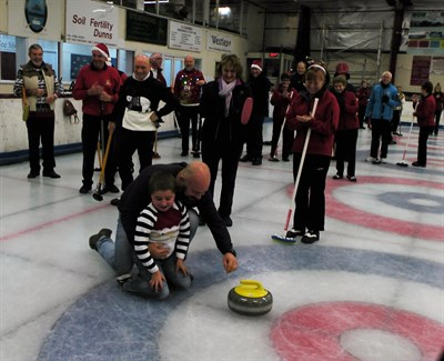 Charity Bonspiel 17 2