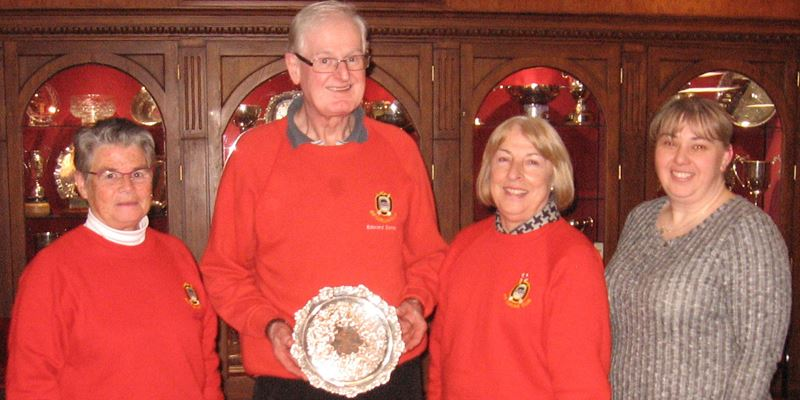 McGill Smith Salver Bonspiel