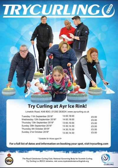 Try Curling 18