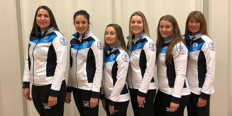 Scotland Junior Women start with win over Spain