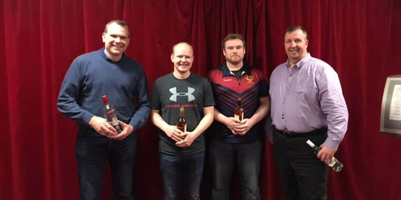 Stewarton Heather win Ayrshire Province Knockout