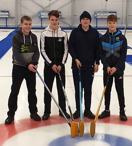 Scottish Curling Skill Competition Winners 151219